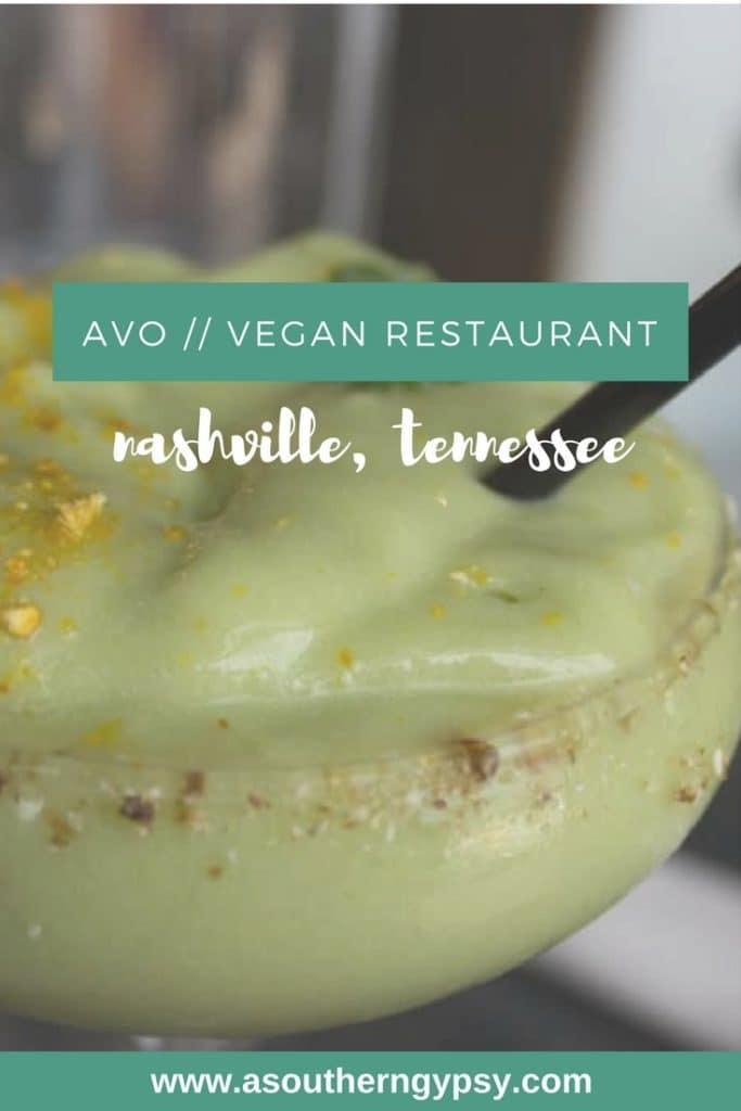 ALL-VEGAN RESTAURANT IN NASHVILLE