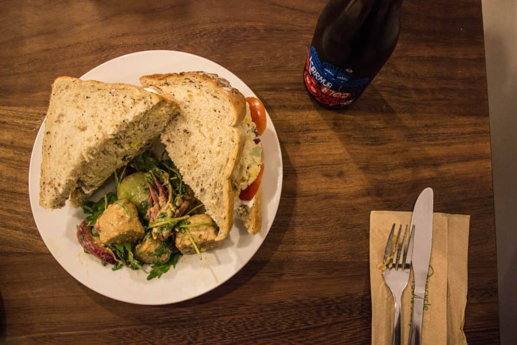 VEGAN RESTAURANTS BELFAST