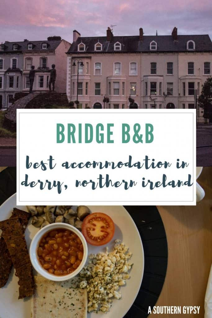DERRY ACCOMMODATION