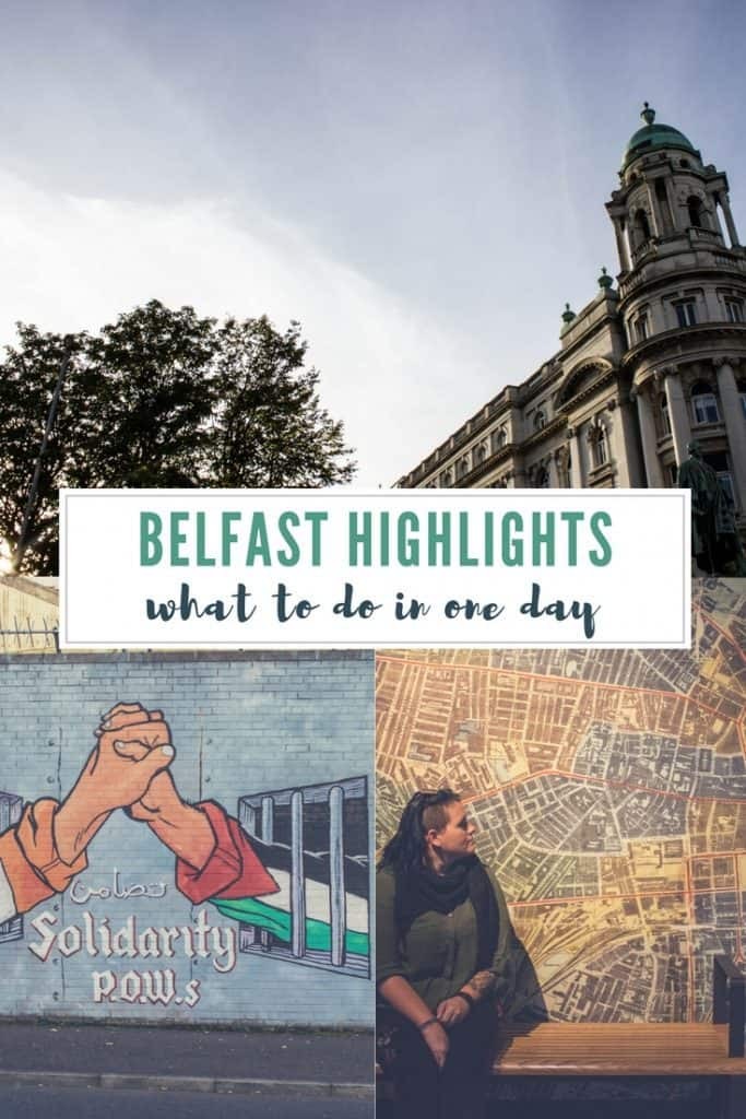 BELFAST POINTS OF INTEREST