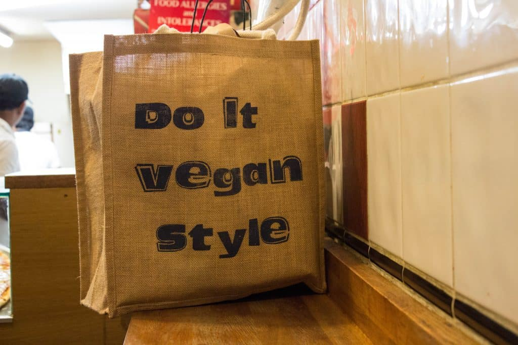 VEGAN DUBLIN FOOD TOUR REVIEW