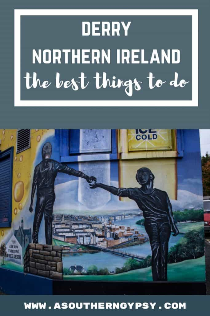 THINGS TO DO IN DERRY