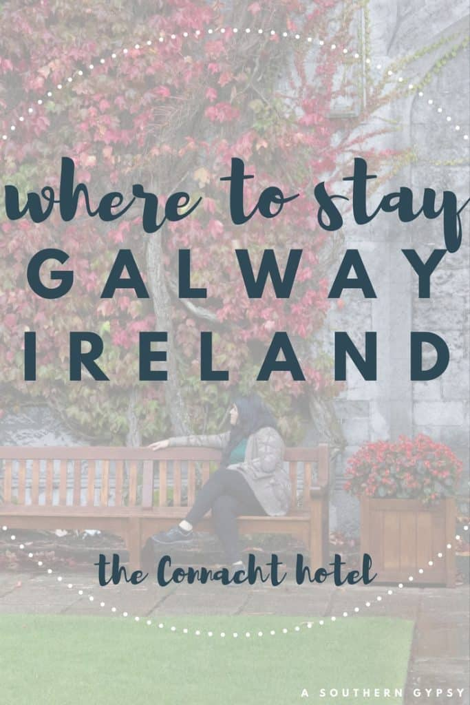 the connacht hotel galway