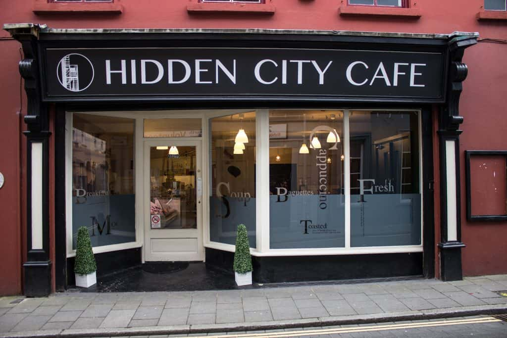 PLACES TO EAT IN DERRY