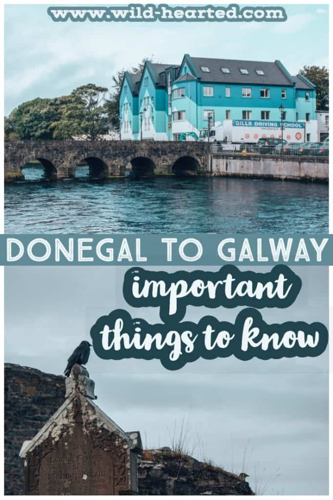 donegal to galway