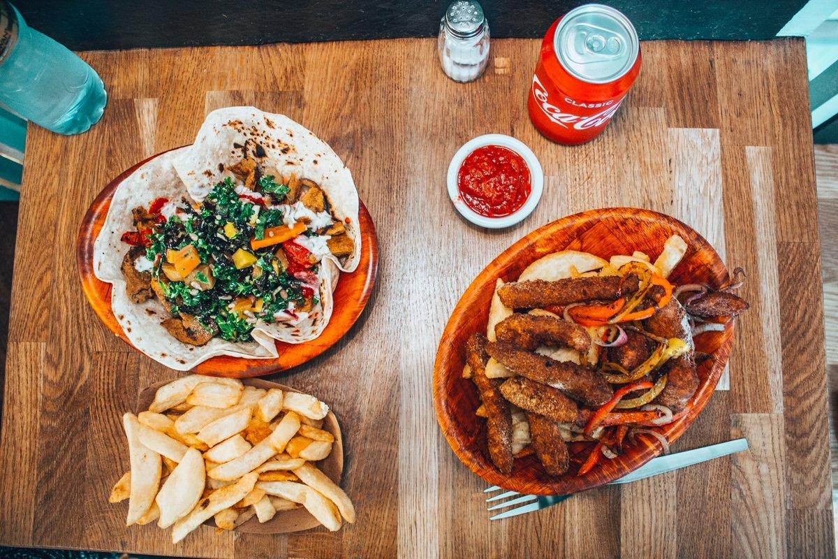 vegan restaurants galway