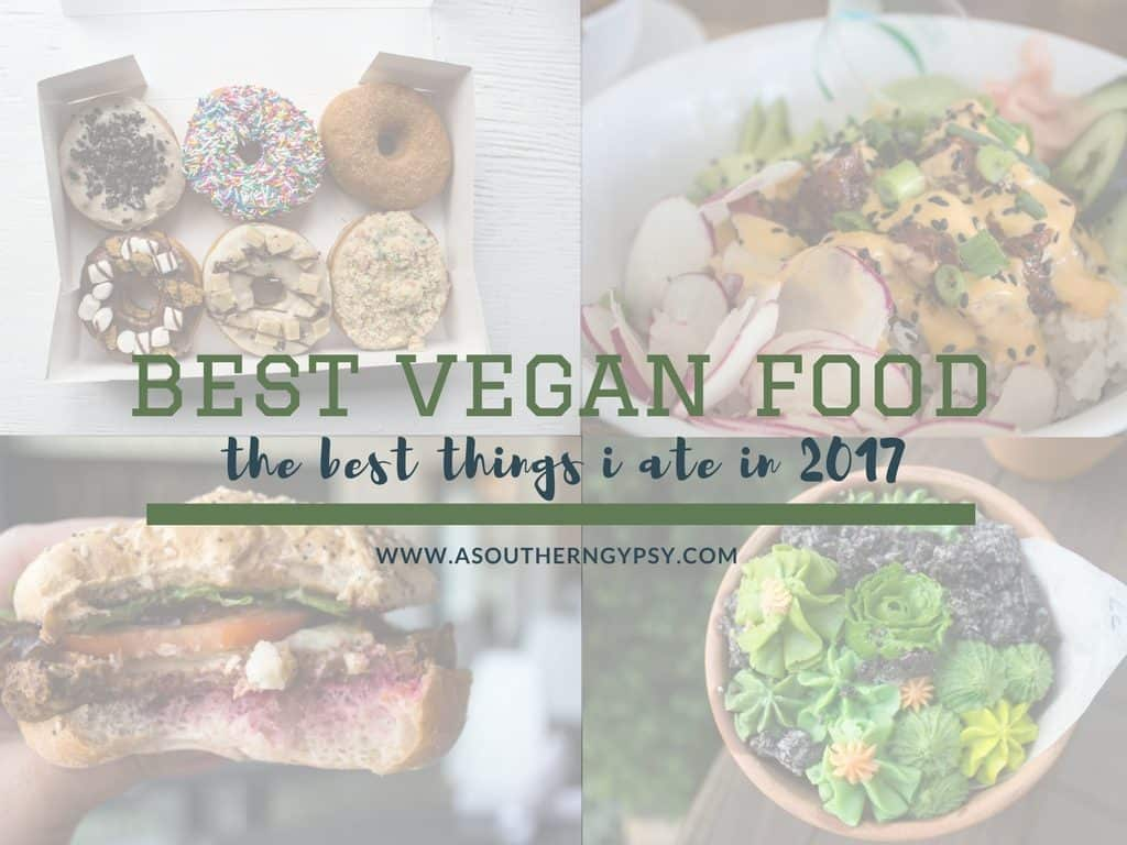 best vegan food