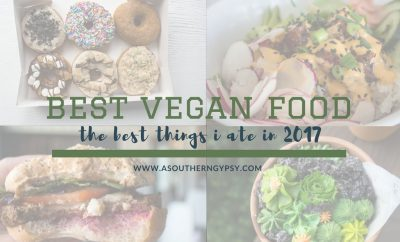 best vegan food