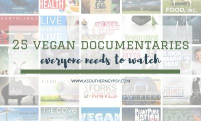vegan documentaries