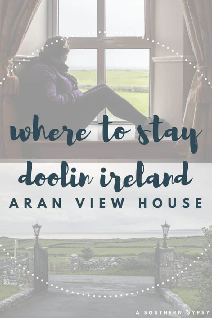 DOOLIN ACCOMMODATION