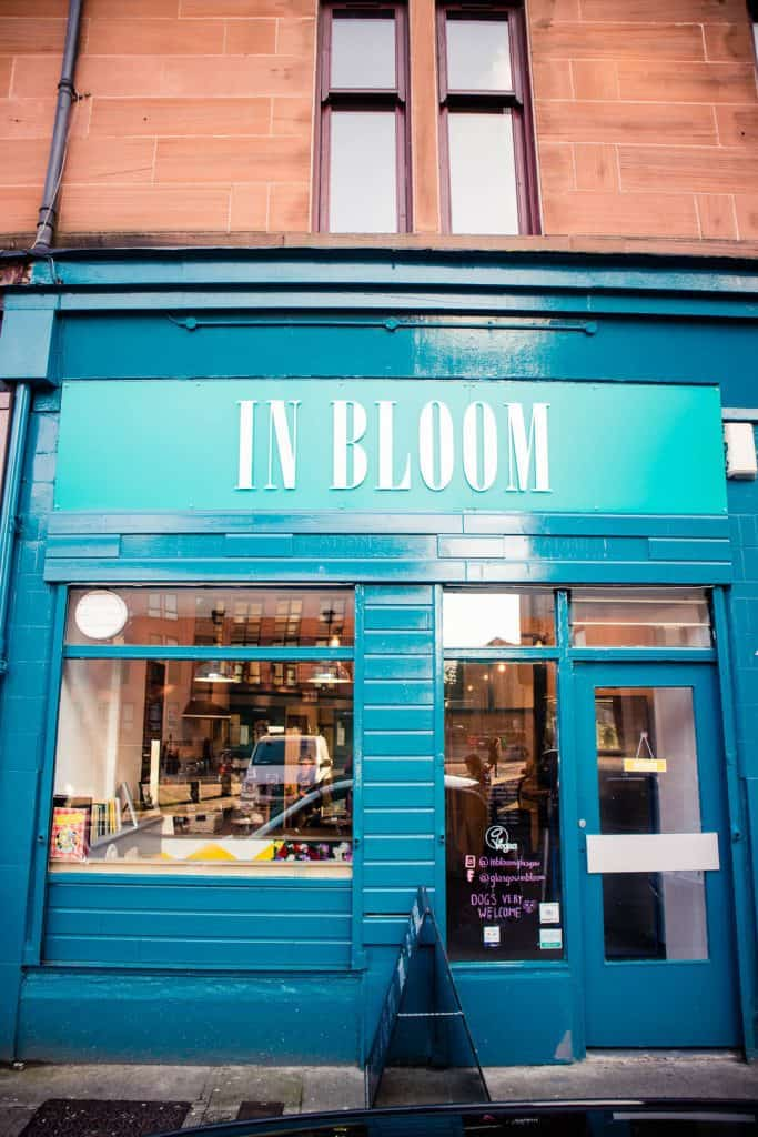 VEGAN GUIDE GLASGOW