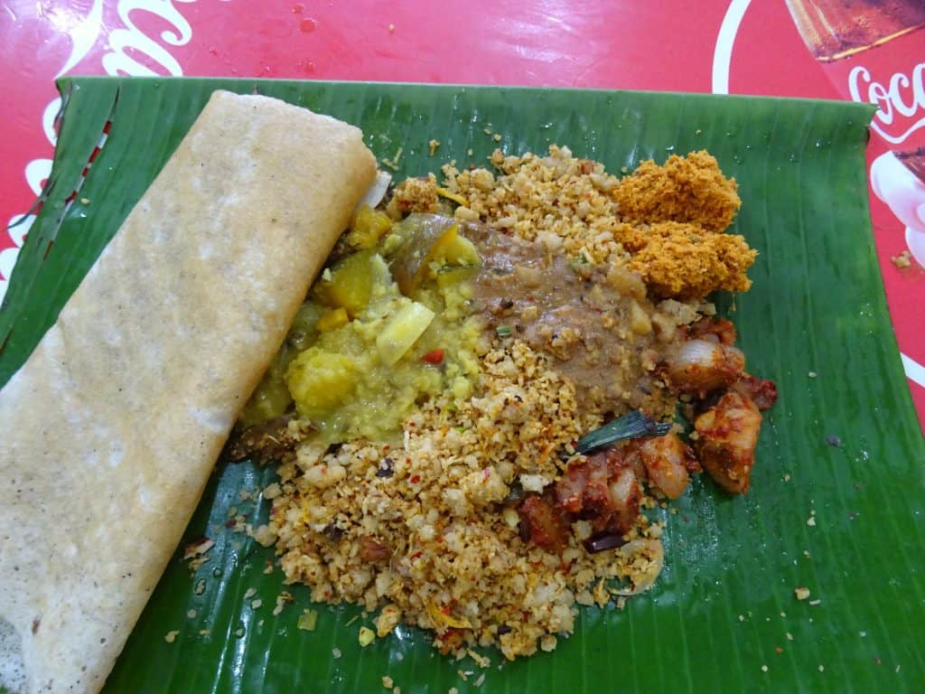 VEGAN GUIDE TO JAFFNA SRI LANKA
