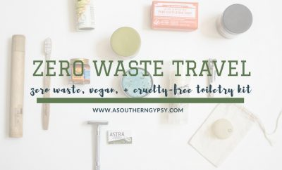 zero waste travel