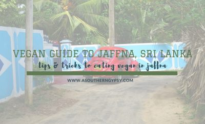 vegan food in jaffna