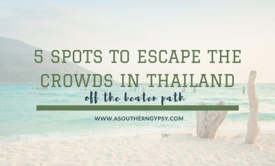 thailand off the beaten path