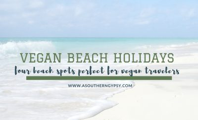 vegan beach holidays