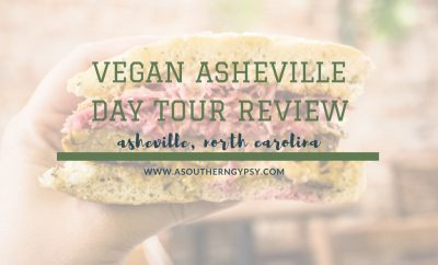 VEGAN ASHEVILLE DAY TOUR