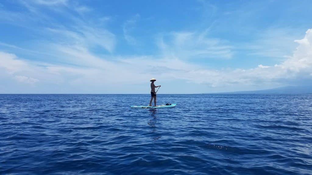where to paddle board