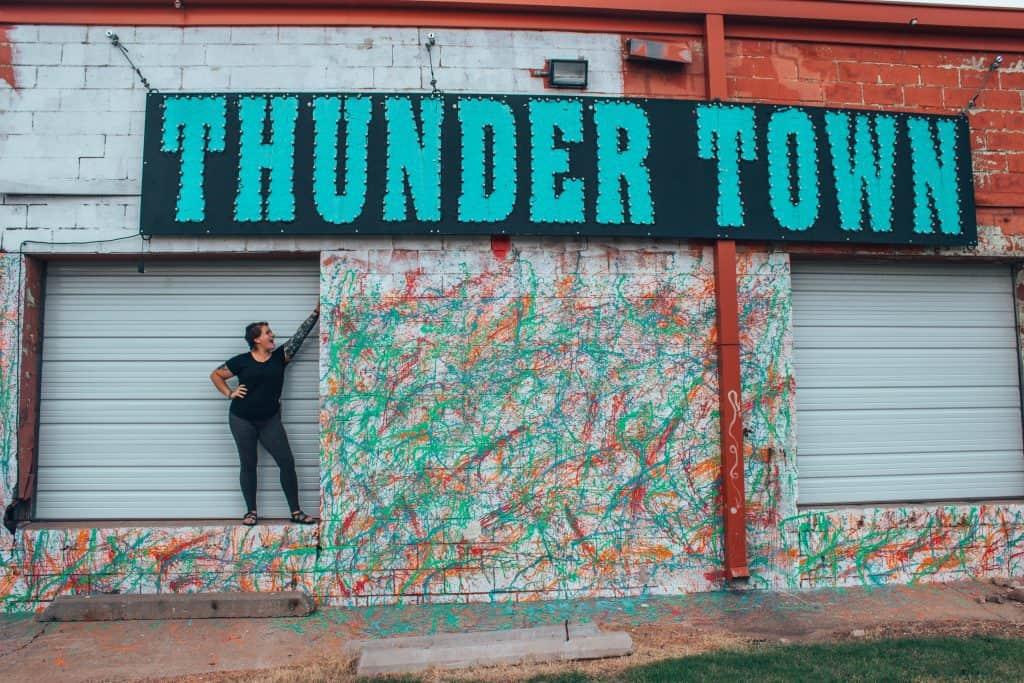 weekend getaways in Oklahoma