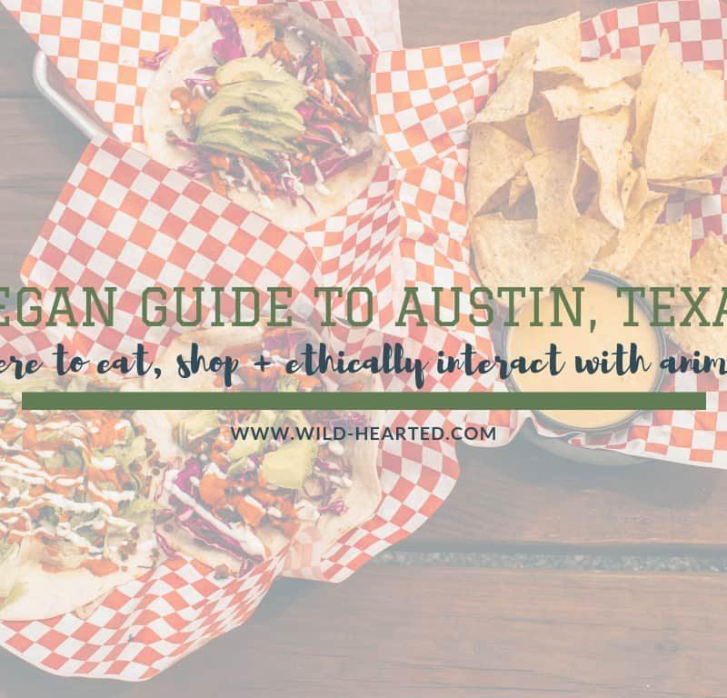 Vegan Guide to Austin, Texas