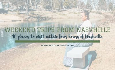 weekend trips from nashville
