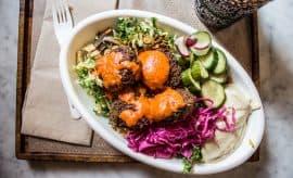 vegan restaurants columbus ohio - brassica