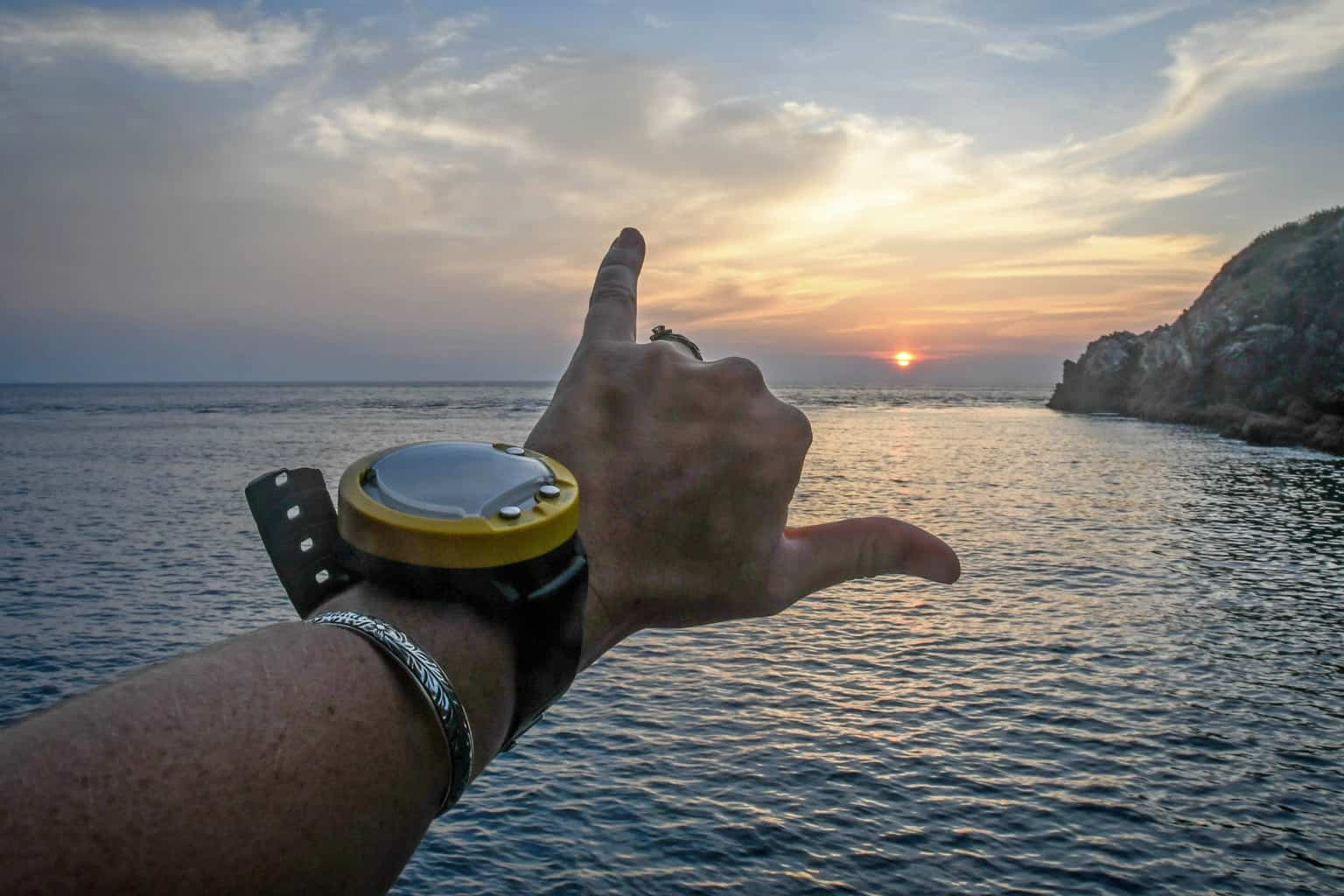 gifts for divers | dive computer watch