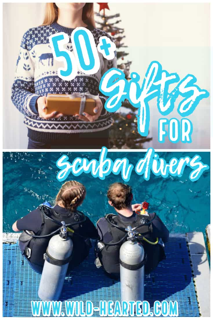 gifts for divers