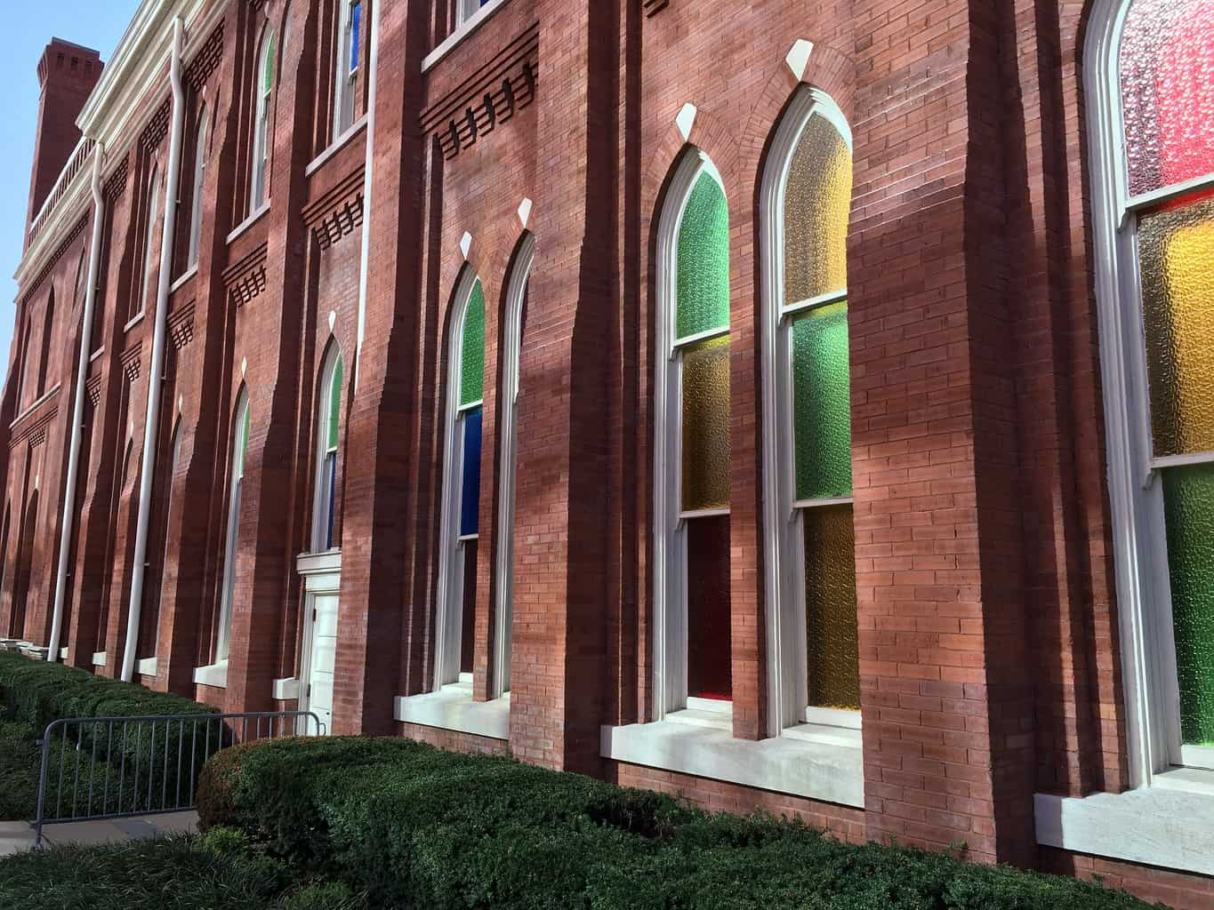 nashville bucket list | ryman