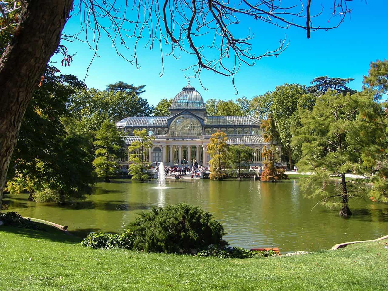 Madrid's El Retiro Park