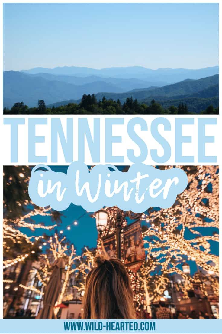 things to do in tennessee in december