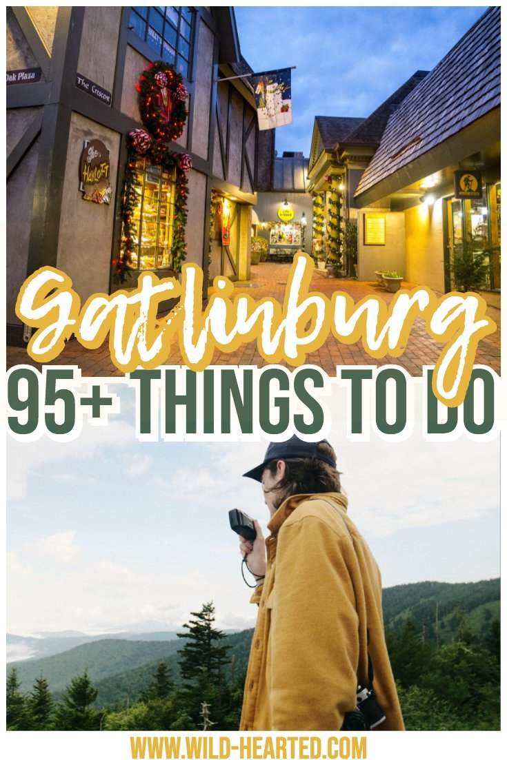 things to do in gatlinburg
