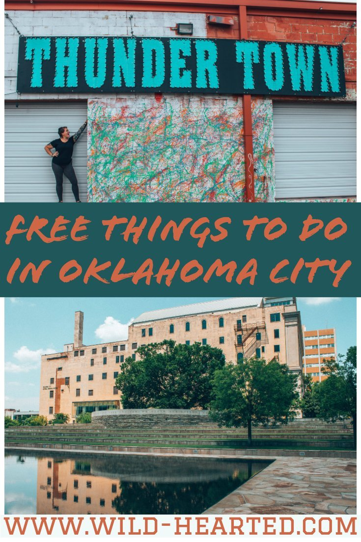 free things to do in okc