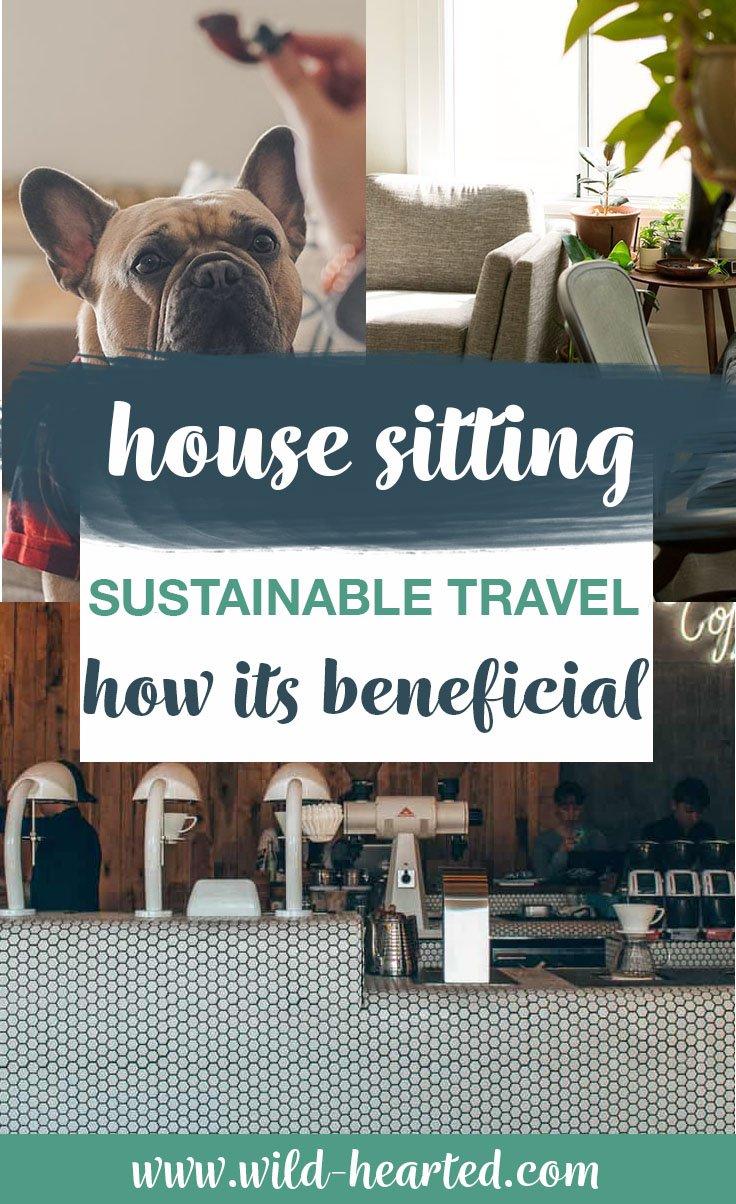 housesitting sustainability