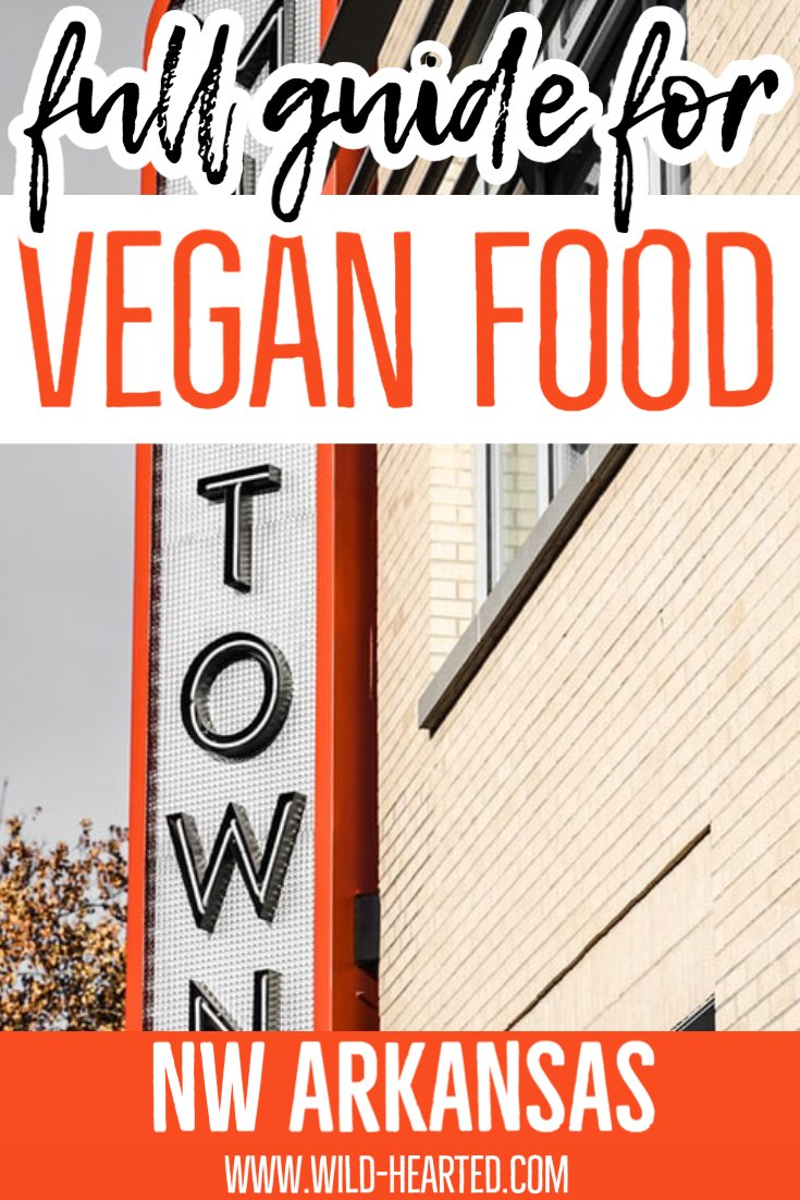 vegan restaurants bentonville ar
