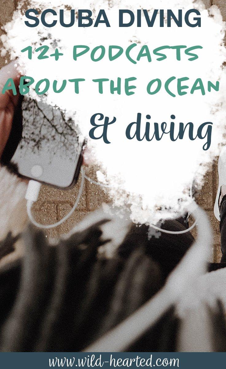 best scuba diving podcasts