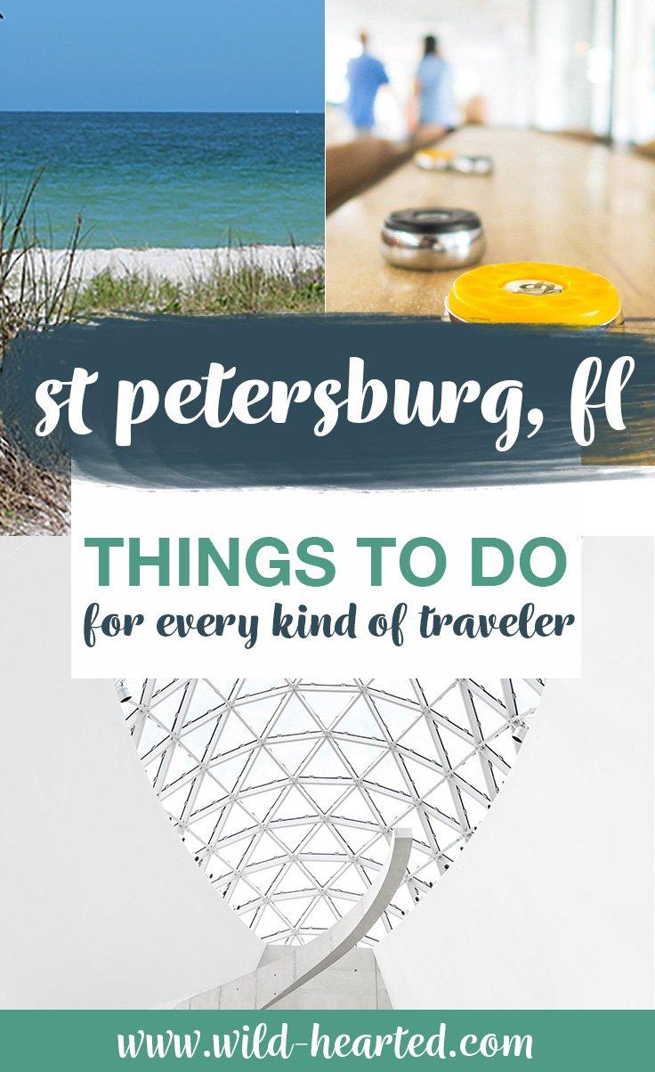 things to do in st petersburg fl