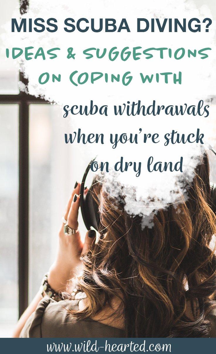 scuba diving withdrawals