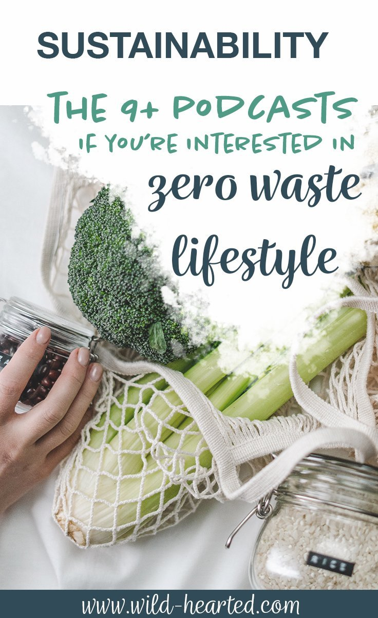 zero waste podcasts
