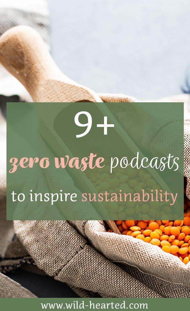 zero waste podcasts