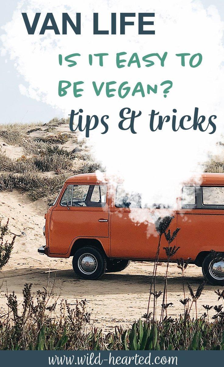 vegan van life