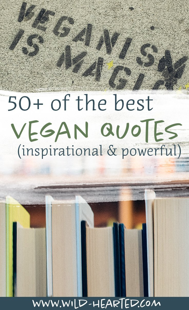 vegan quotes