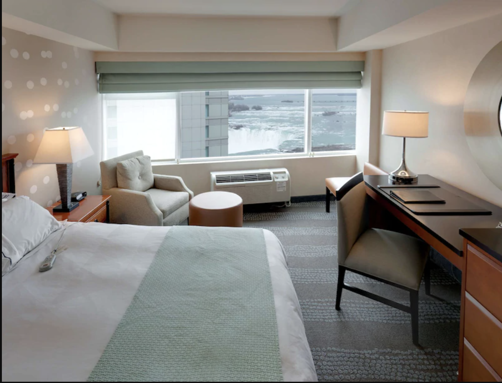 niagara falls hotels with a view of the falls