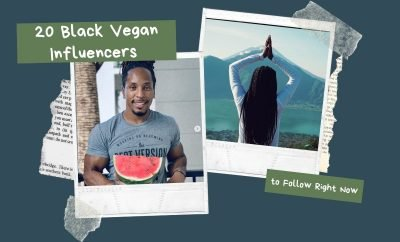 black vegan influencers
