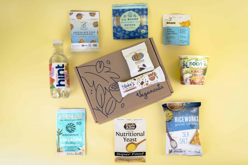 subscription boxes for vegans